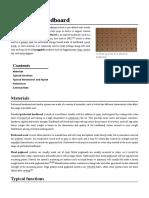 Perforated Hardboard - Pegboard