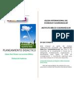 Planeamiento y Tácticas de Enseñanza. Dillian