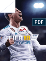 FIFA 2018 manual guide + command