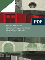 CECI Plano de Gestao Da Conservacao Urbana.indd