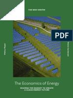 The Economics of Energy