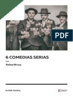 6 comedias serias - Rafael Bruza
