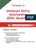 2. Review ERD Dan EER
