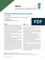 Fs 3101.Fs1704007 Tratamiento Pie Equinovaro
