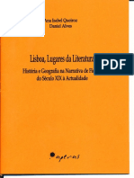 LITERATURA Y GEOGRAFIA