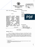 City of Manila v. Roces Prieto, No. 221366 (S. Ct. Philippines Aug. 29, 2019)