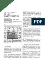 Patología de Las Cimentaciones (Angel Uriel Ortiz)