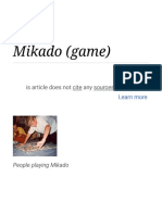 Mikado (Game)