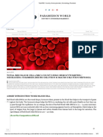 Total RBC Count by Hemocytometer _ Hematology Practicals