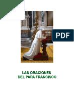 Oraciones Del Papa Francisco