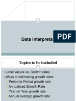3 data interpretation