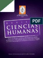 Ciencias Humanas Vol 12