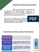 Ética en Gerentes de  Recursos Humanos 1.pptx