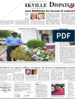 Starkville Dispatch eEdition 9-26-19