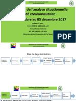 Restitution Santé Communautaire 8 12 2017