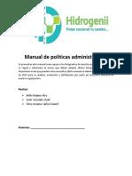 Manual de políticas administrativas.docx