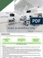 Hvac in Hospitals (Ot)