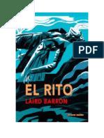 Laird Barron. El Rito