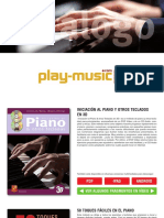 Catalogo de Piano