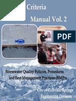 Drainage Criteria Manual v.2 - City of Colorado Springs.pdf