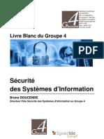 Livre_Blanc - Sécurité des Systèmes d'Information