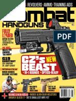 Combat Handguns - July-August 2019 US