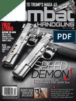 Combat Handguns - September-October 2019 US