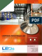 51232 - Campana Industrial 120 w Zh