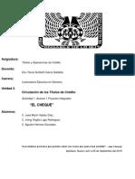 Tarea_ El Cheque_ Tit y Op de Credito_ Unidad 2_ Act1 Proyecto Integrador_jmvd