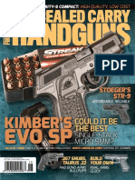 Concealed Carry Handguns - Fall 2019 US