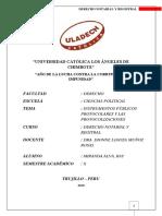 Instrumentos Públicos Protocolares y Las Protocolizaciones