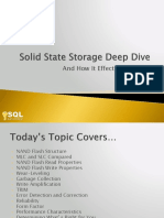 Solid State Storage Deep Dive