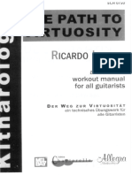Iznaola Classical Guitar Method