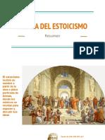 Teoría del Estoicismo