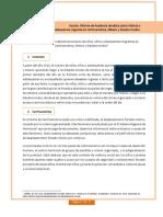 Informe CIDH. 2019