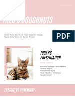theos doughnuts campaign