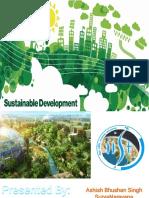 PPT on sustainable development
