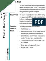 Service Manual HDI 1500