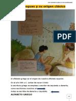 Cultura Clasica Tema 1 Las Lenguas y Su Origen Clásico