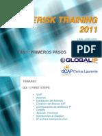 Asterisk Training Junio 2011 Dia 1