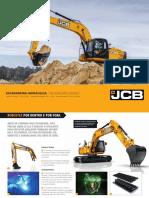 Catálogo Escavadeiras JCB