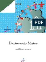 Diccionario Básico Español - Rumano