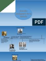 Grandes psicopedagogos de la historia