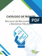 CATALOGO DE TRAMITES
