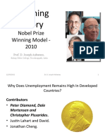 Matching Theory - Nobel Prize Winning Model