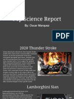 pop science report-oscar marquez