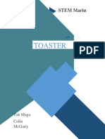copy of toaster report