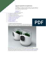 10 formas de integrar la vegetación en arquitectura