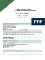 Fiched39valuationdulogicielClimaWinpourlaRT2012premirevaluation.pdf