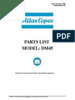 7808 EDD0019 Parts Book